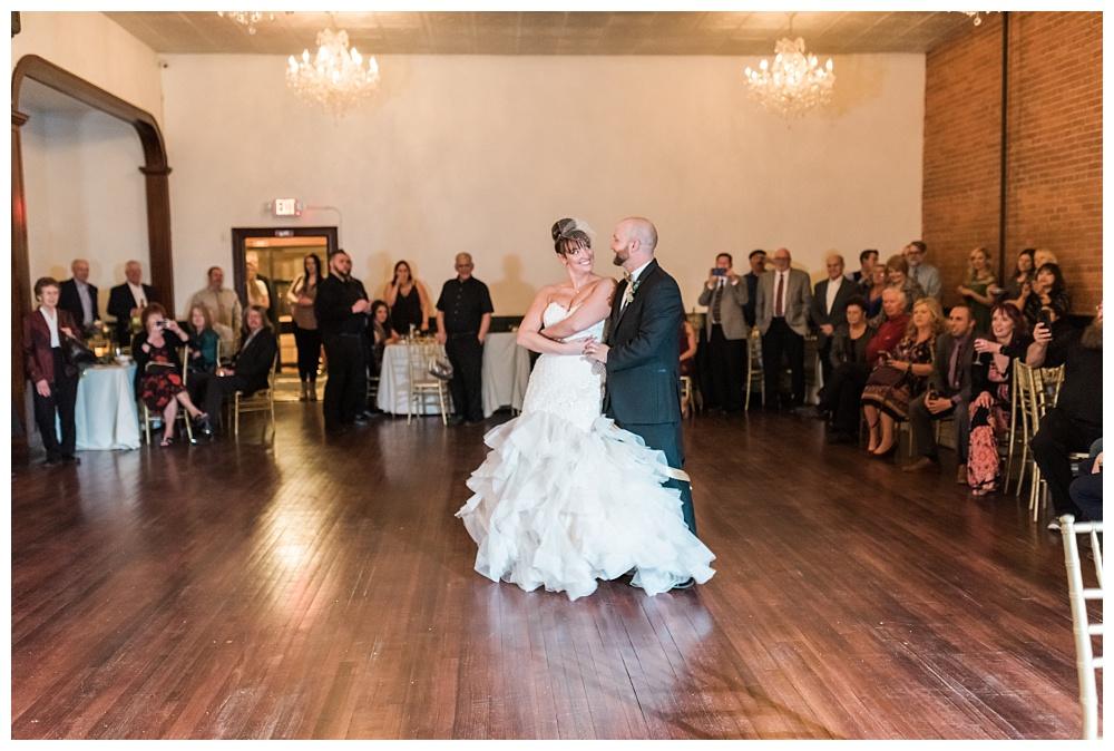 Stephanie Marie Photography The Silver Fox Historic Wedding Venue Streator Chicago Illinois Iowa City Photographer_0054.jpg