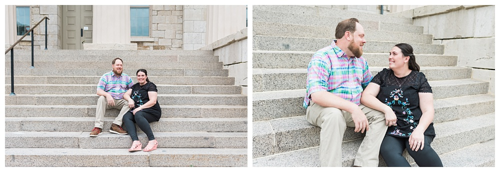 Stephanie Marie Photography Downtown University Engagement Session Iowa City Wedding Photographer Jenny Jim_0009.jpg