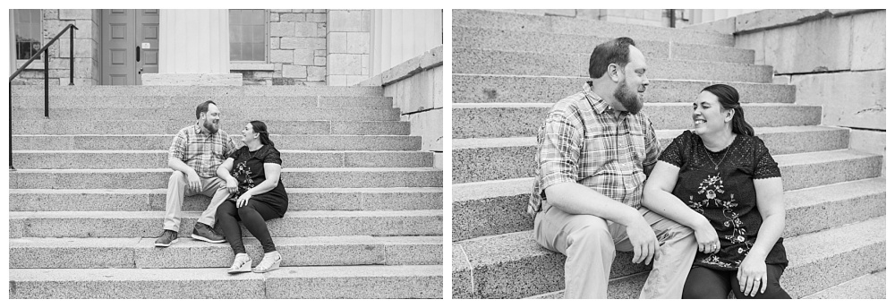 Stephanie Marie Photography Downtown University Engagement Session Iowa City Wedding Photographer Jenny Jim_0011.jpg