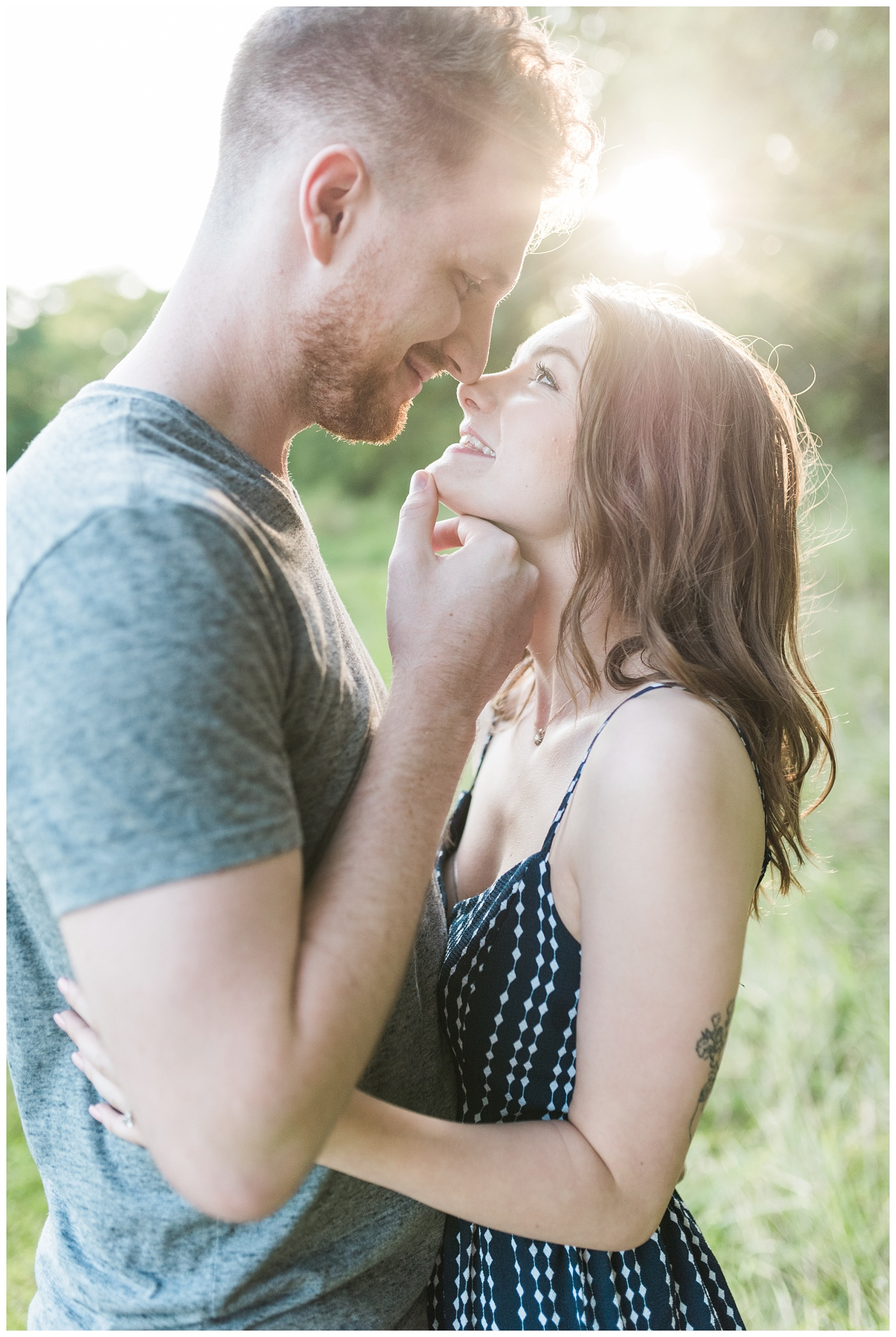 Stephanie Marie Photography Labor for Love Downtown North Liberty Engagement Session Iowa City Wedding Photographer Devin Cody_0009.jpg