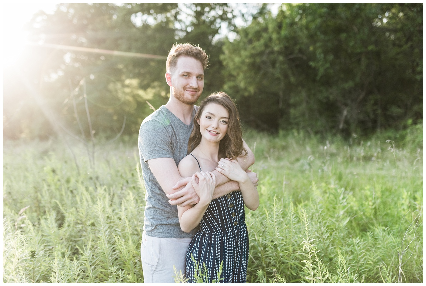 Stephanie Marie Photography Labor for Love Downtown North Liberty Engagement Session Iowa City Wedding Photographer Devin Cody_0013.jpg