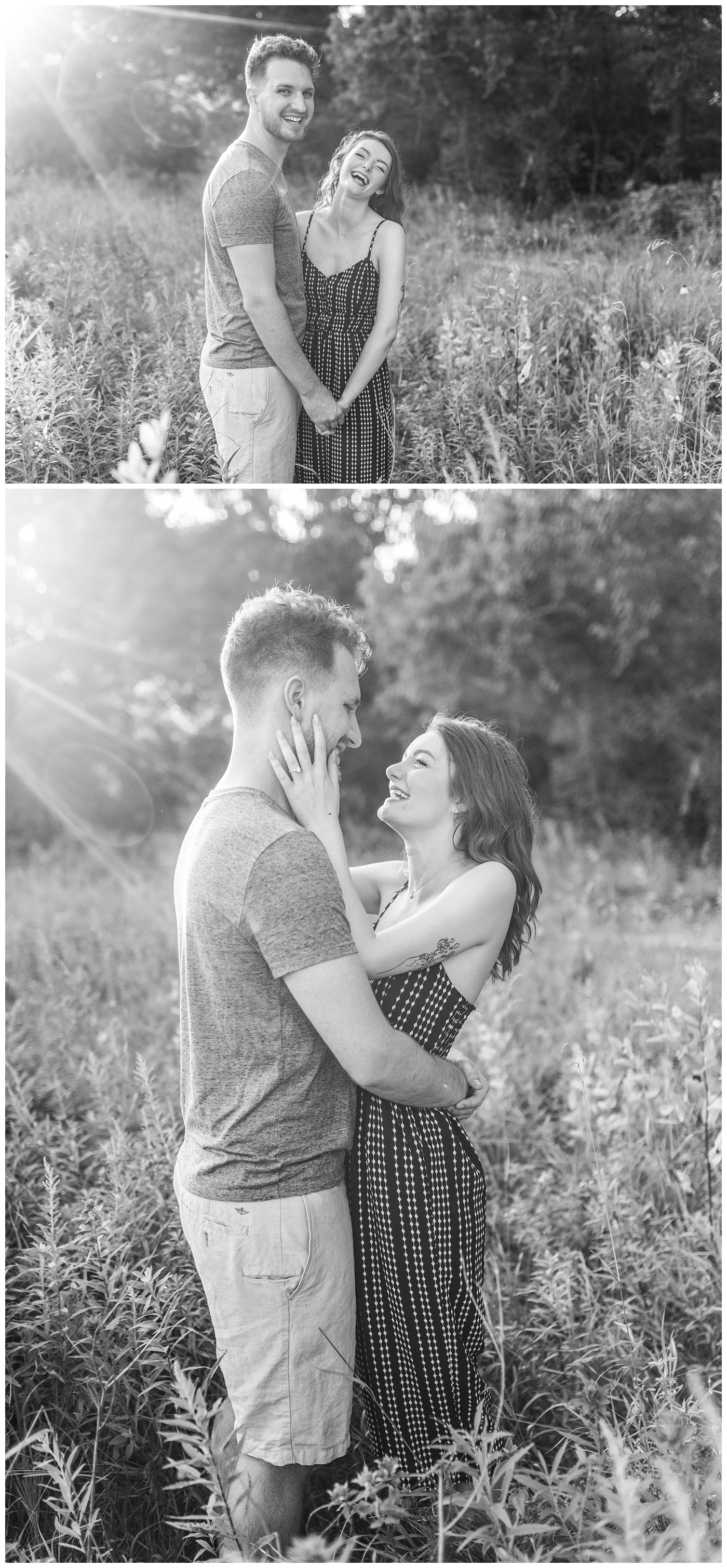 Stephanie Marie Photography Labor for Love Downtown North Liberty Engagement Session Iowa City Wedding Photographer Devin Cody_0019.jpg