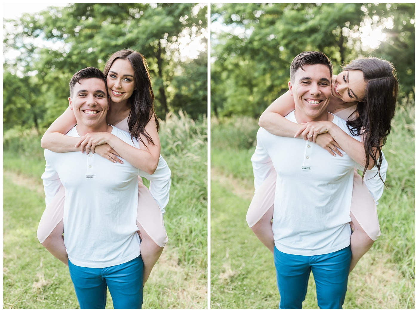 Stephanie Marie Photography Lake McBride Dockside Engagement Session Iowa City Wedding Photographer Madison Sean_0008.jpg