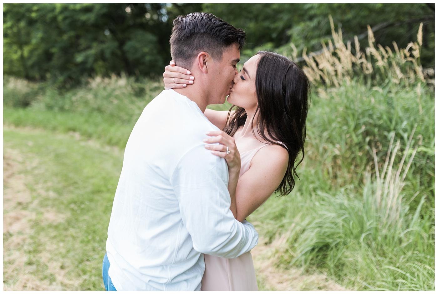 Stephanie Marie Photography Lake McBride Dockside Engagement Session Iowa City Wedding Photographer Madison Sean_0011.jpg