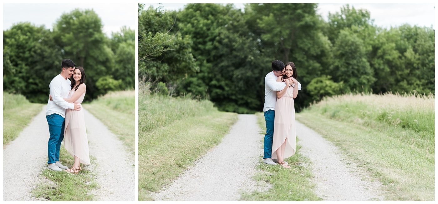 Stephanie Marie Photography Lake McBride Dockside Engagement Session Iowa City Wedding Photographer Madison Sean_0014.jpg