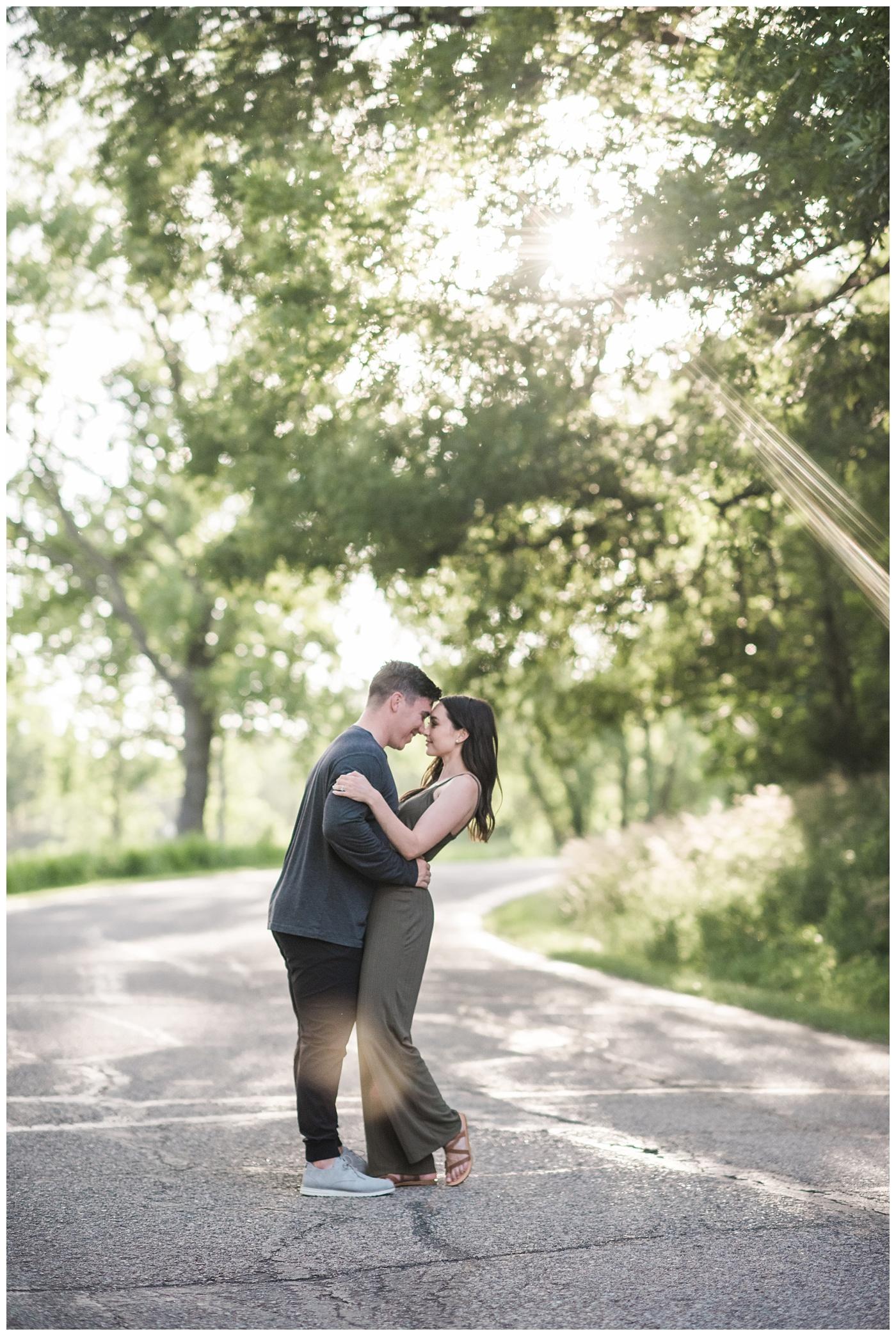 Stephanie Marie Photography Lake McBride Dockside Engagement Session Iowa City Wedding Photographer Madison Sean_0017.jpg