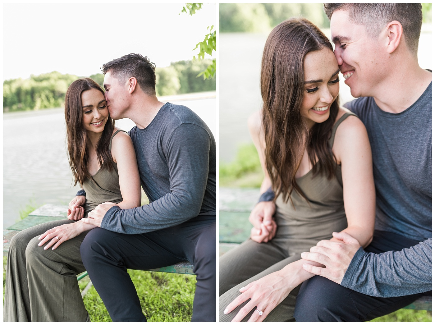 Stephanie Marie Photography Lake McBride Dockside Engagement Session Iowa City Wedding Photographer Madison Sean_0023.jpg