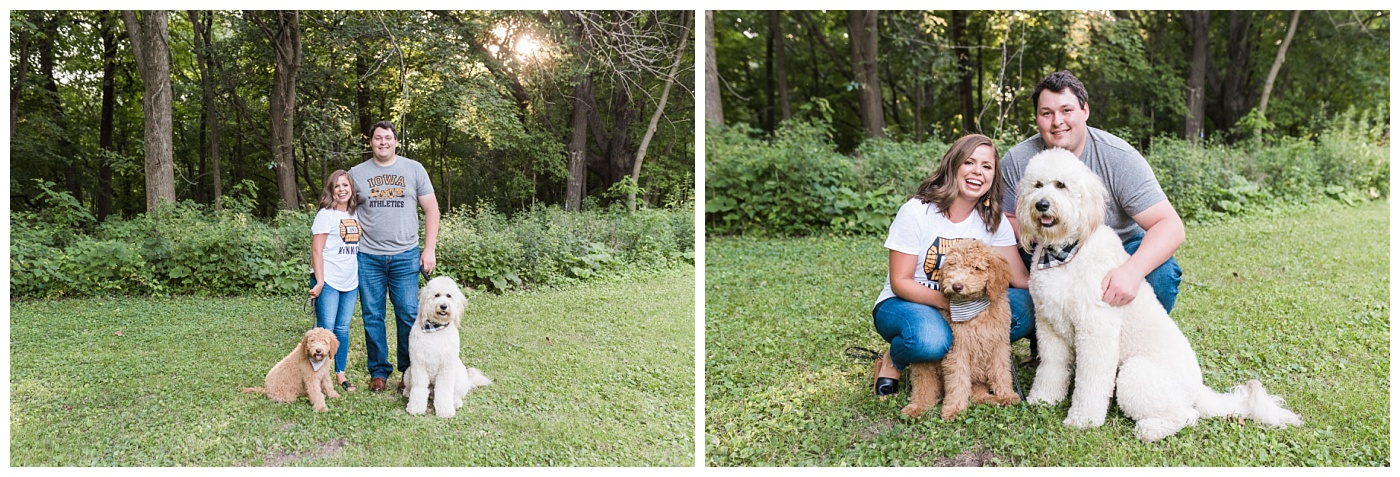 Stephanie Marie Photography Lake McBride Engagement Session Dubuque Iowa City Wedding Photographer Morgan Lucas_0002-1.jpg