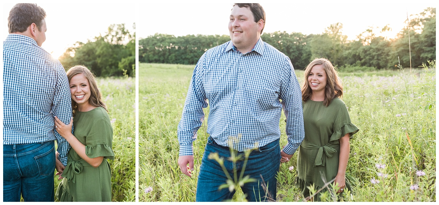 Stephanie Marie Photography Lake McBride Engagement Session Dubuque Iowa City Wedding Photographer Morgan Lucas_0015-1.jpg