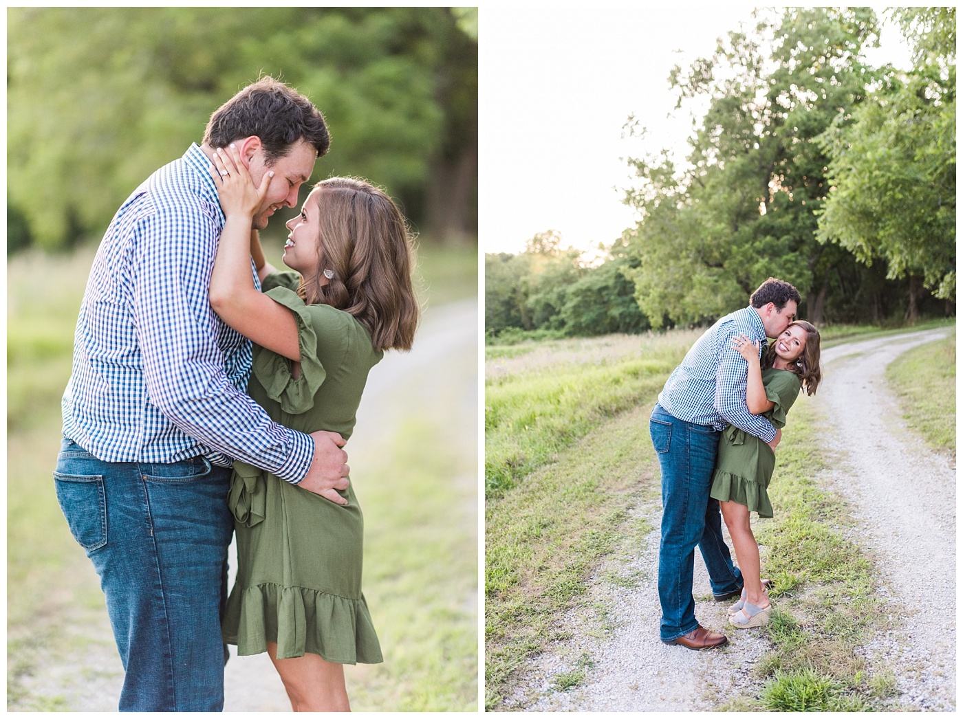 Stephanie Marie Photography Lake McBride Engagement Session Dubuque Iowa City Wedding Photographer Morgan Lucas_0017-1.jpg