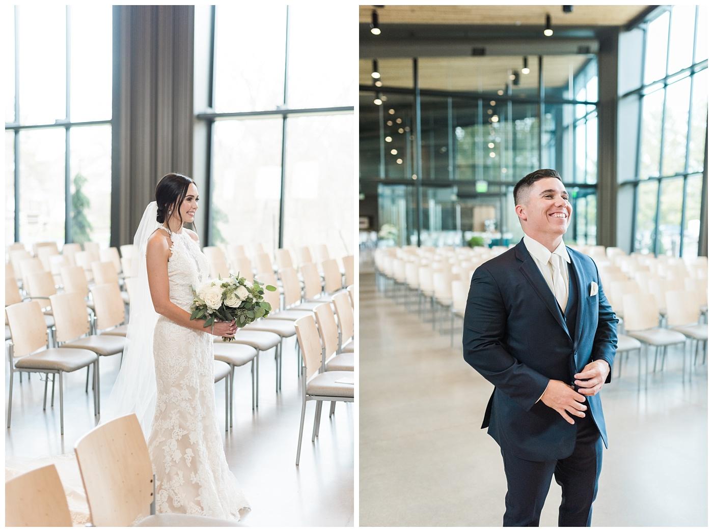 Stephanie Marie Photography Unitarian Universalist Society Church Ceremony Hotel Kirkwood Reception Cedar Rapids Iowa City Wedding Photographer Sean Madison Moore_0027.jpg
