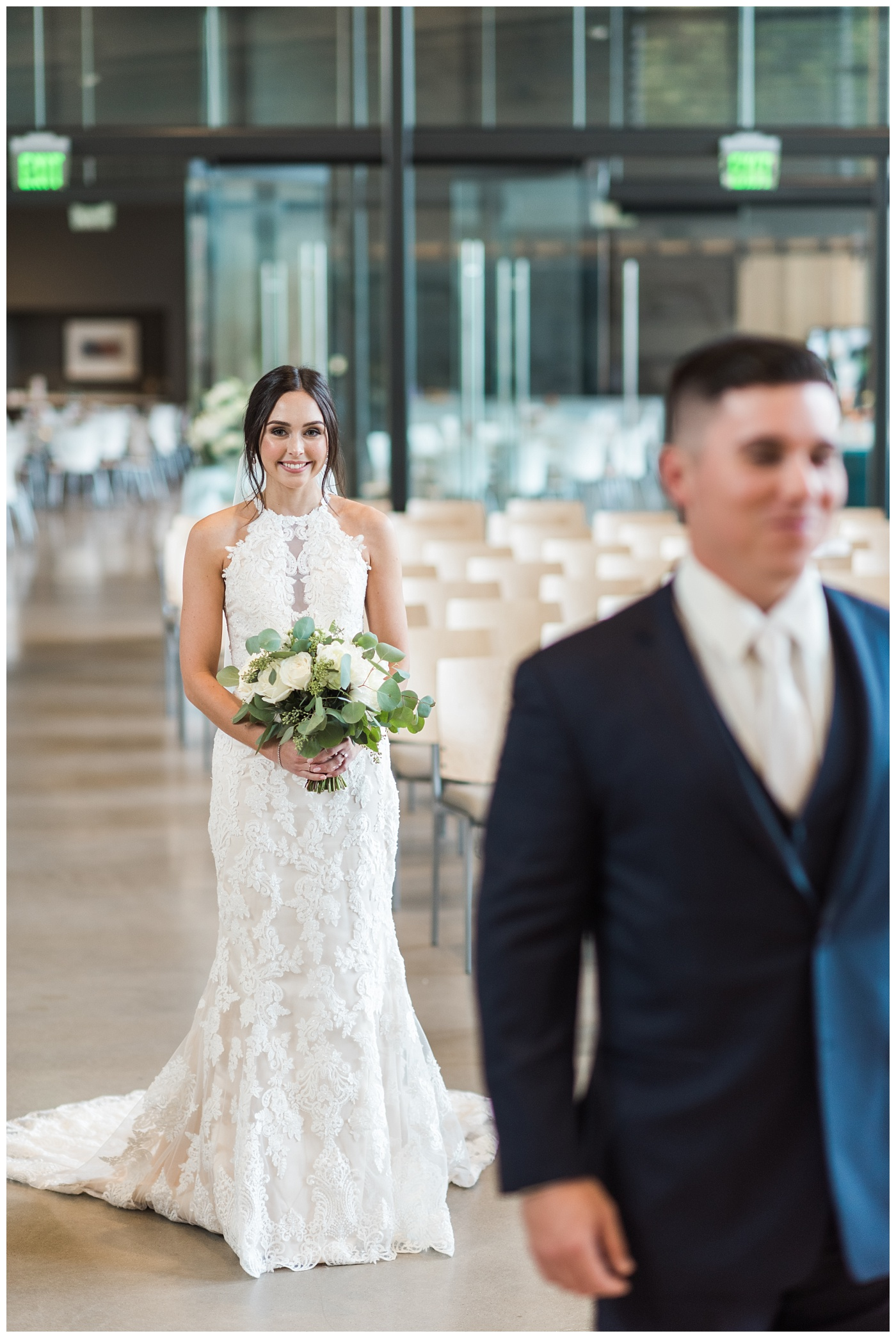 Stephanie Marie Photography Unitarian Universalist Society Church Ceremony Hotel Kirkwood Reception Cedar Rapids Iowa City Wedding Photographer Sean Madison Moore_0028.jpg