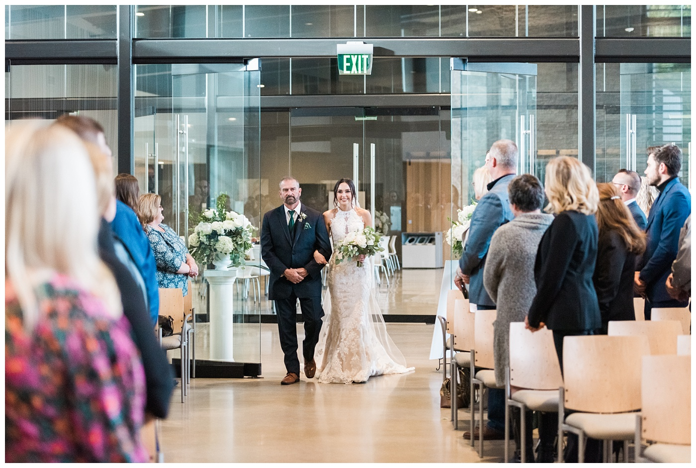 Stephanie Marie Photography Unitarian Universalist Society Church Ceremony Hotel Kirkwood Reception Cedar Rapids Iowa City Wedding Photographer Sean Madison Moore_0037.jpg