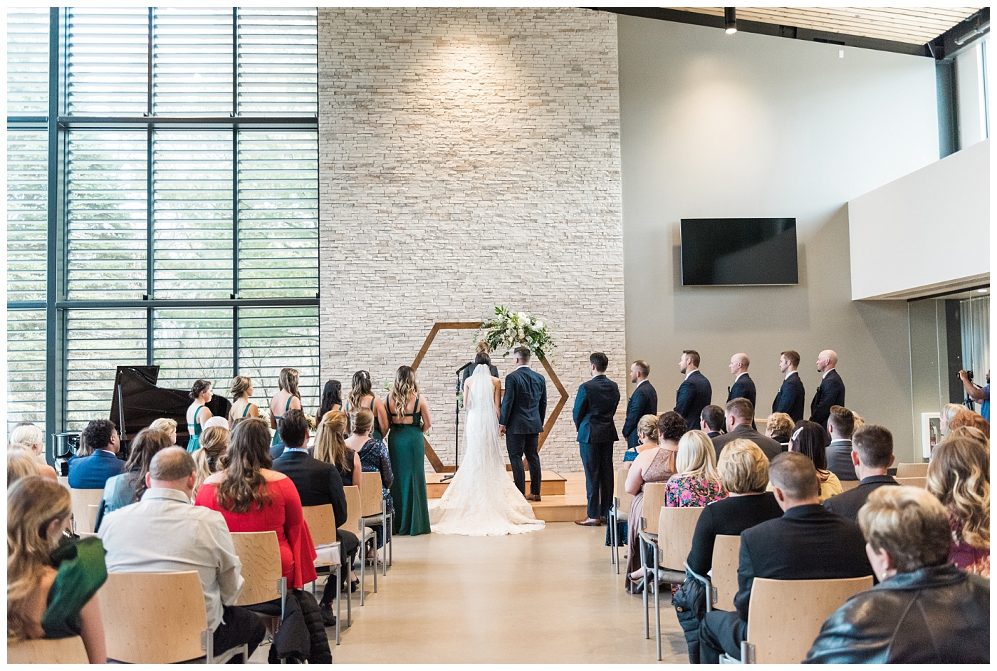 Stephanie Marie Photography Unitarian Universalist Society Church Ceremony Hotel Kirkwood Reception Cedar Rapids Iowa City Wedding Photographer Sean Madison Moore_0039.jpg
