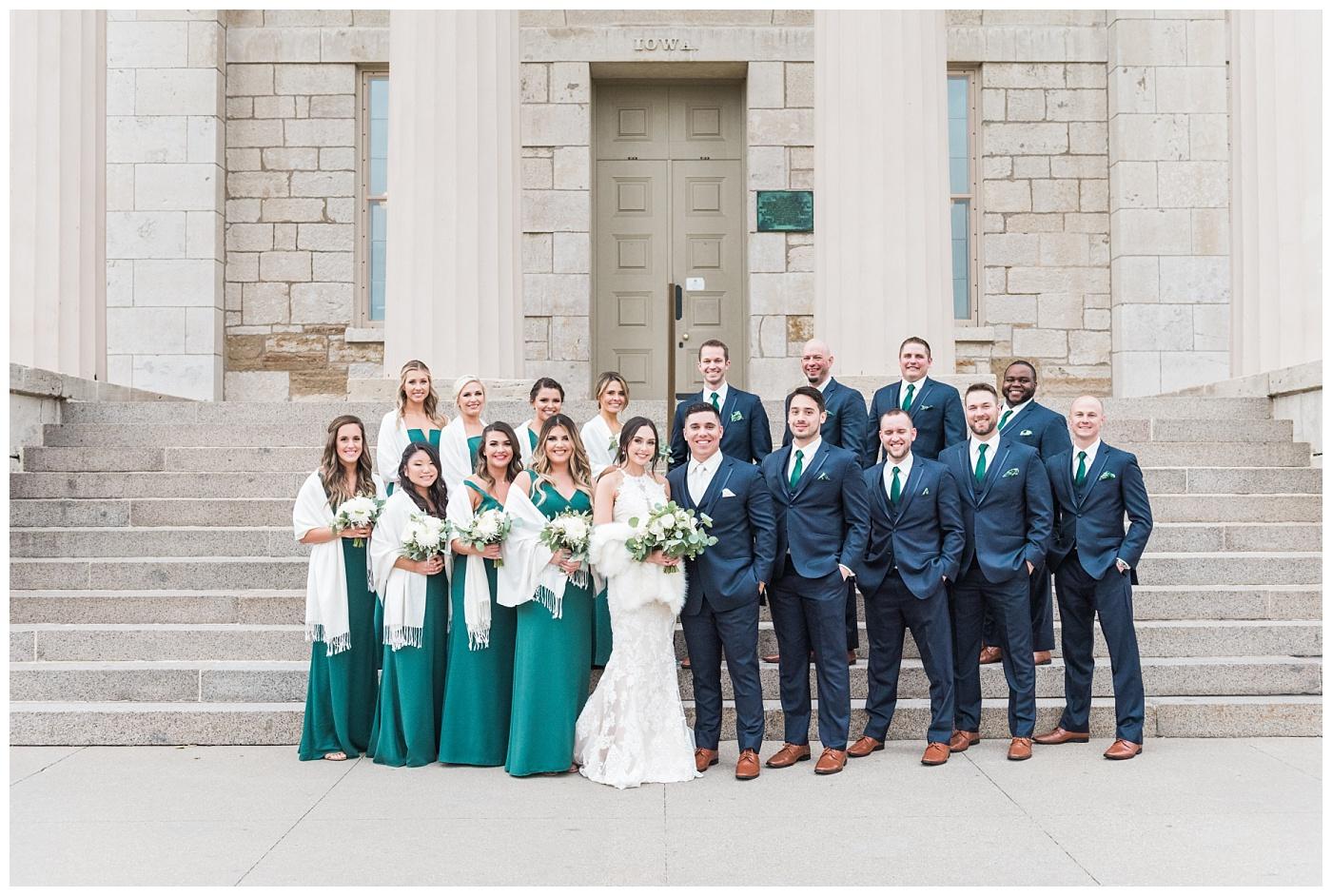 Stephanie Marie Photography Unitarian Universalist Society Church Ceremony Hotel Kirkwood Reception Cedar Rapids Iowa City Wedding Photographer Sean Madison Moore_0046.jpg