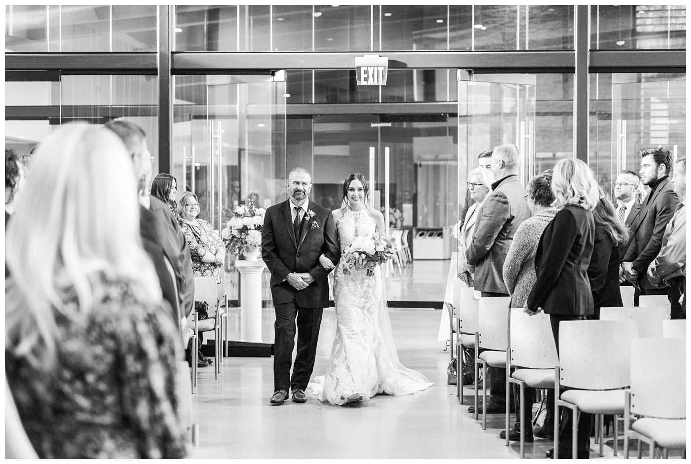 Stephanie Marie Photography Unitarian Universalist Society Church Ceremony Hotel Kirkwood Reception Cedar Rapids Iowa City Wedding Photographer Sean Madison Moore_0103.jpg