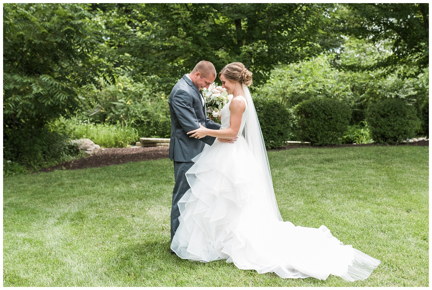 Stephanie Marie Photography Newman Catholic Center Ceremony Bella Sala Reception Tiffin Iowa City Wedding Photographer Chelsey Justin Meyers_0014-1.jpg