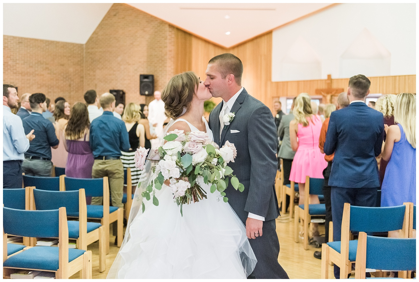 Stephanie Marie Photography Newman Catholic Center Ceremony Bella Sala Reception Tiffin Iowa City Wedding Photographer Chelsey Justin Meyers_0026-1.jpg