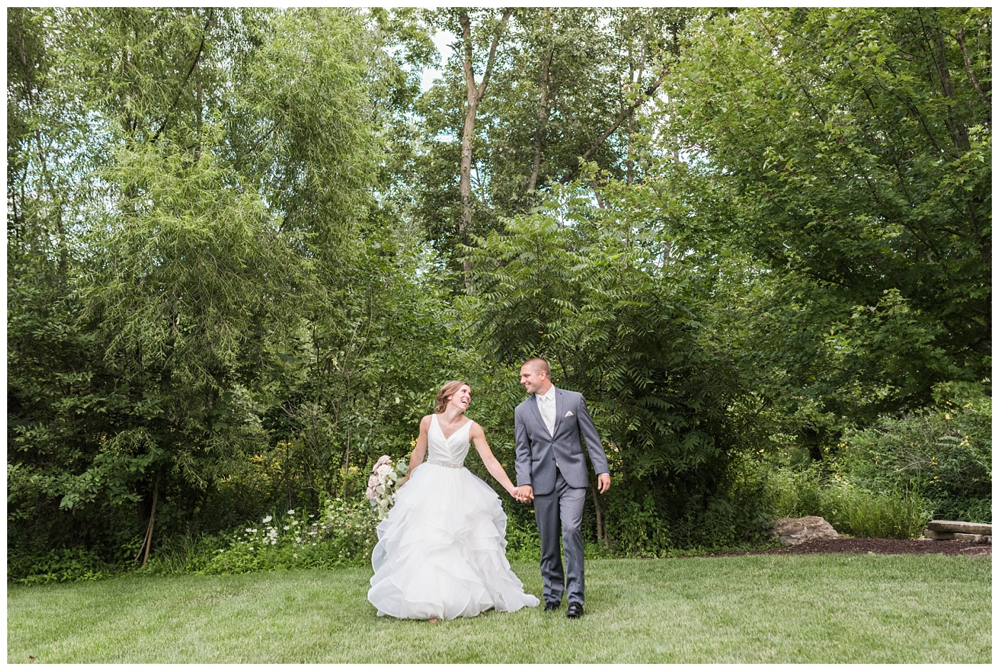 Stephanie Marie Photography Newman Catholic Center Ceremony Bella Sala Reception Tiffin Iowa City Wedding Photographer Chelsey Justin Meyers_0044-1.jpg