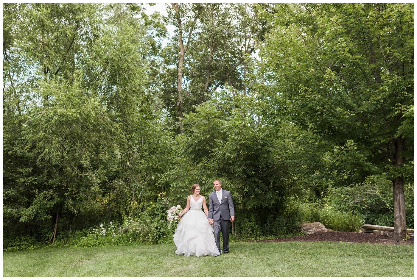 Stephanie Marie Photography Newman Catholic Center Ceremony Bella Sala Reception Tiffin Iowa City Wedding Photographer Chelsey Justin Meyers_0046-1.jpg