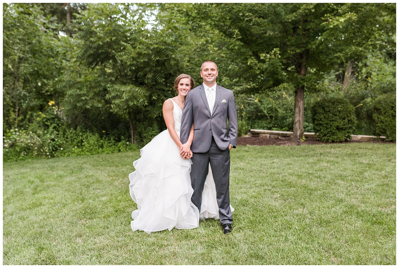 Stephanie Marie Photography Newman Catholic Center Ceremony Bella Sala Reception Tiffin Iowa City Wedding Photographer Chelsey Justin Meyers_0048.jpg