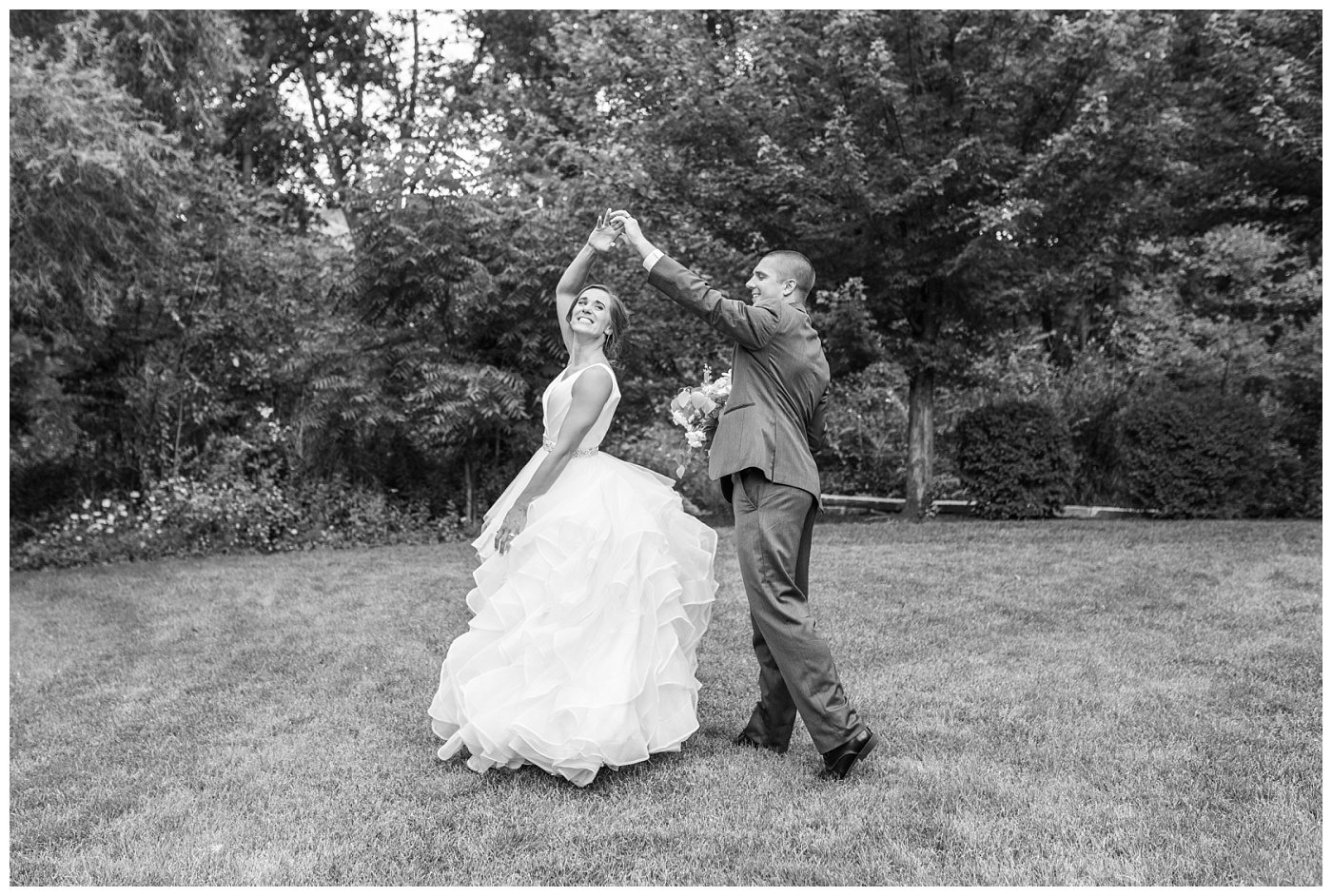 Stephanie Marie Photography Newman Catholic Center Ceremony Bella Sala Reception Tiffin Iowa City Wedding Photographer Chelsey Justin Meyers_0051.jpg