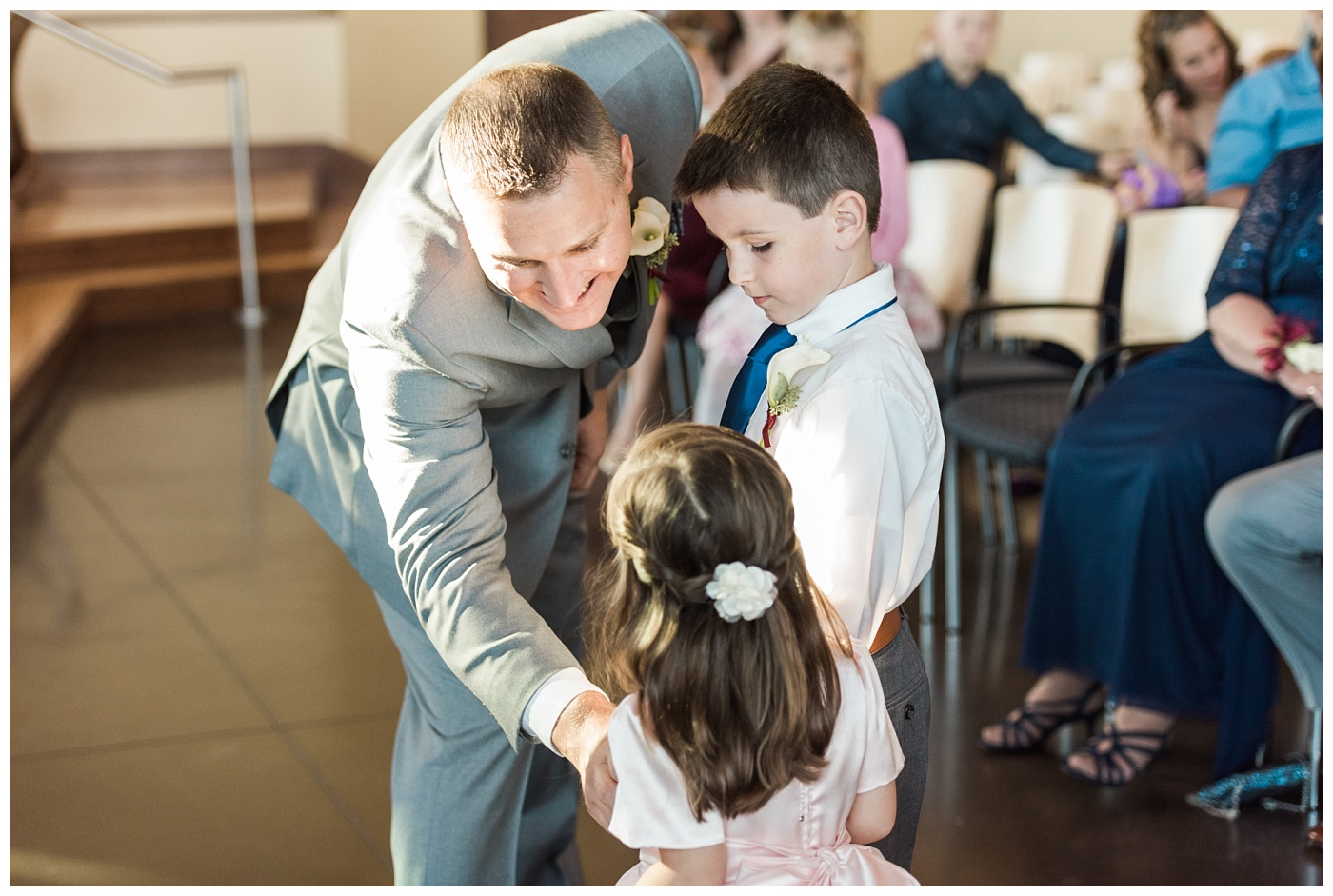 Stephanie Marie Photography St Mark's Lutheran Church Eastbank Venue and Lounge Reception Cedar Rapids Iowa City Wedding Photographer Jen Nick Morris_0023.jpg