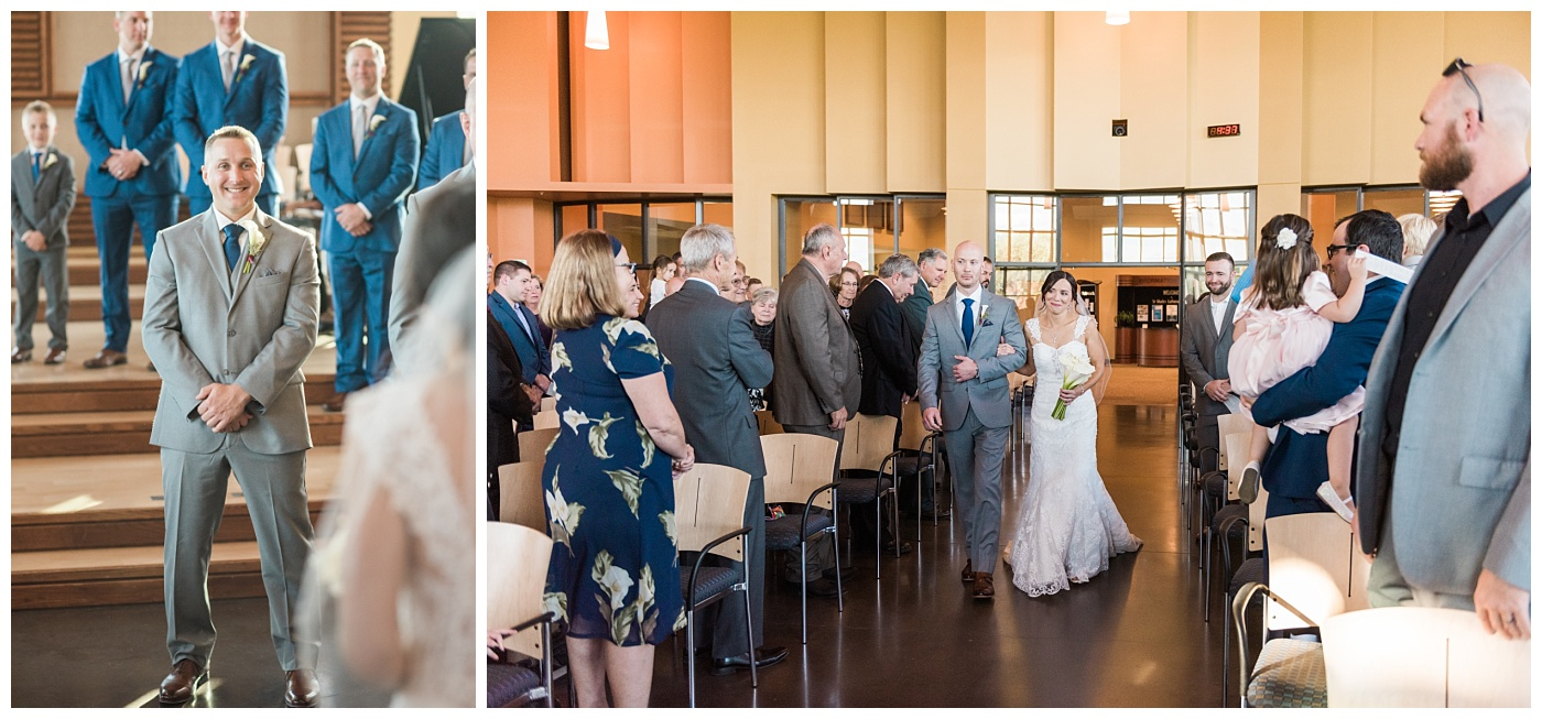 Stephanie Marie Photography St Mark's Lutheran Church Eastbank Venue and Lounge Reception Cedar Rapids Iowa City Wedding Photographer Jen Nick Morris_0024.jpg