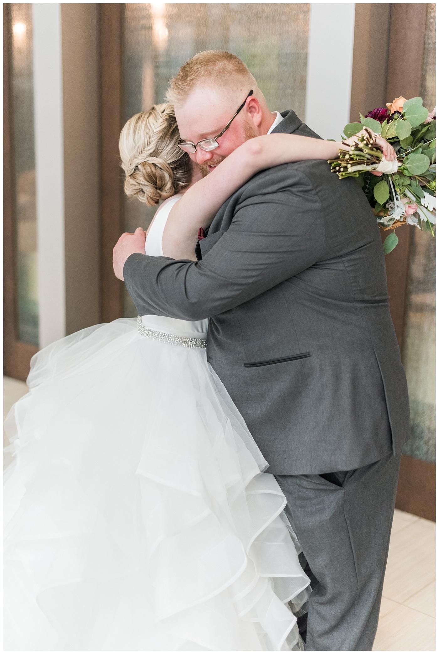 Stephanie Marie Photography The Hotel at Kirkwood Iowa City Cedar Rapids Wedding Photographer Christa Josh Bern_0016.jpg
