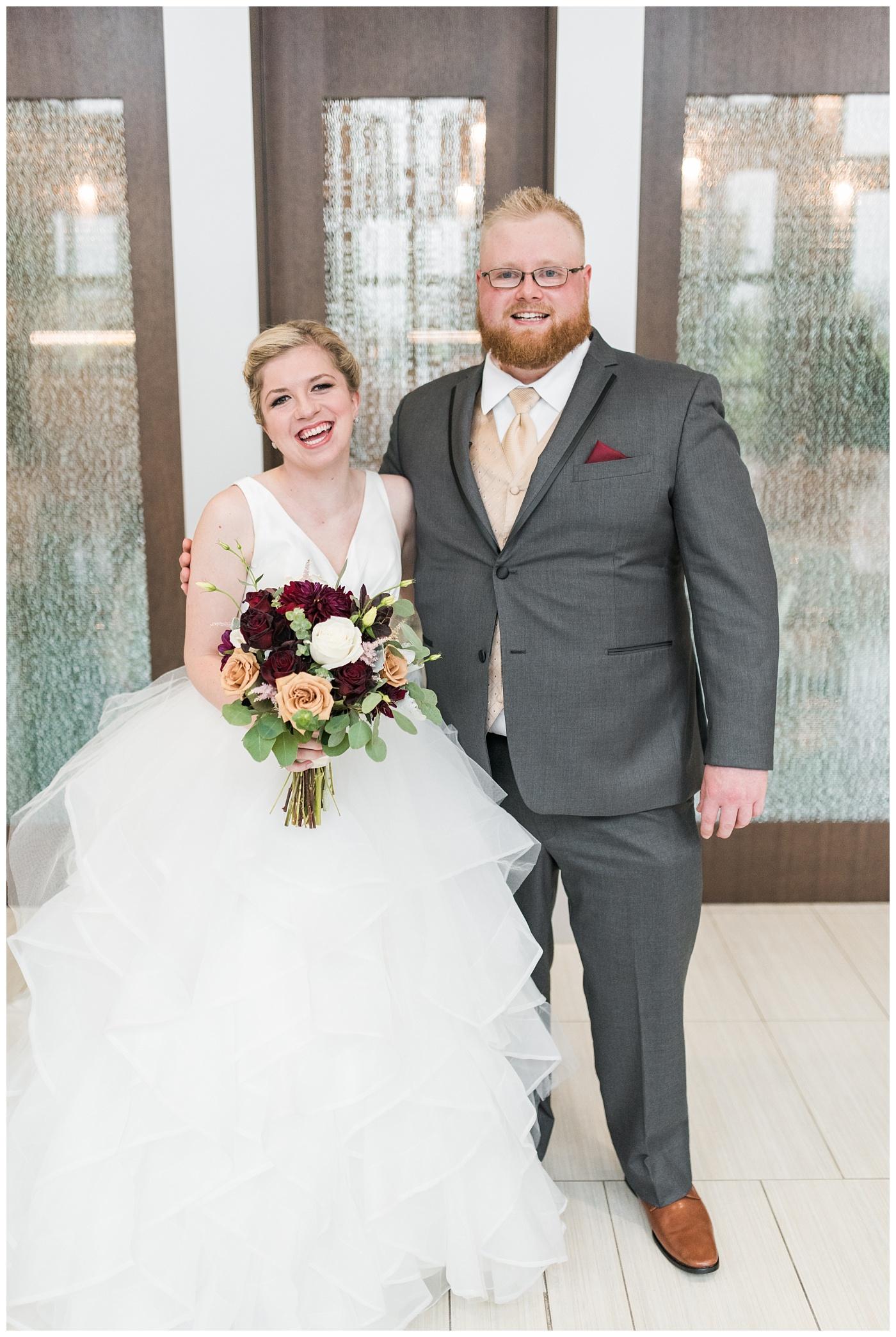 Stephanie Marie Photography The Hotel at Kirkwood Iowa City Cedar Rapids Wedding Photographer Christa Josh Bern_0018.jpg