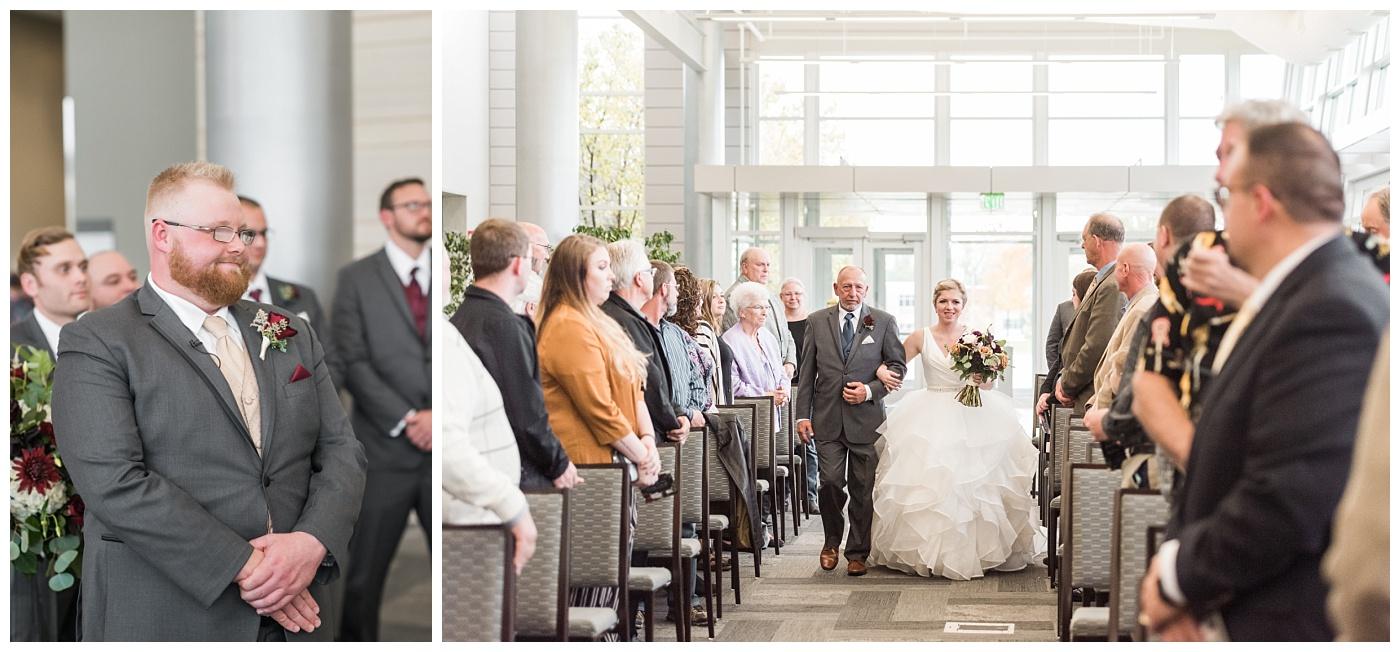 Stephanie Marie Photography The Hotel at Kirkwood Iowa City Cedar Rapids Wedding Photographer Christa Josh Bern_0049.jpg